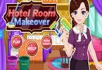 Hotellrum makeover