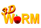 3D Worm