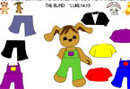 4 animals dress up game