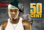 50cent Schminke