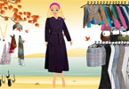 Autumn Barbie Dress Up Game