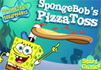 Bob Esponja Pizza Lanciare