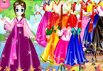 Dressup Korean Dresses