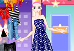 Hot Barbie Dressup