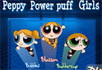 Power Puff Girl