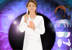 Scientist Dressup Game