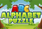 puzzle di alfabeto abc