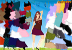 Abigail Clancy Dress Up Game