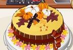 Addicted to Dessert Thanksgiving Cake