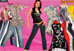 Aishwarya Rai Dressup Game