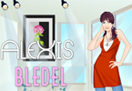 Alexis Bledel Dress Up Game