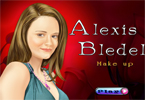 Alexis Bledel Makeup