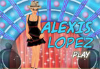 Alexis Lopez Dress up Game