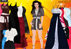 Ali Landry Dress Up Game
