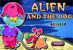 Alien and the Dog Dressup