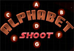 shoot alphabet
