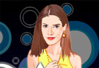 Amanda Peet Dress Up Game