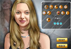 Amanda Seyfried celebrity trucco