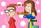 American Dad Online Coloring Game