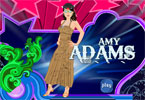 Amy Adams Dress Up Game