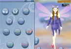 Angel Fairy Dress Up Game