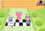 Animal Fun Race