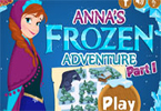 Anna Frozen Adventures Part 1