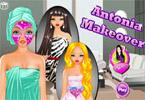 Antonia Makeover