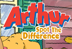 Arthur - Spot the Difference