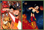 similitudes Astro Boy
