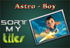 Astroboy - Sort My Tiles