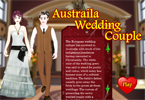 Australia Wedding Couple