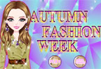 Autumn Fashion Week