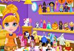 Spettacolo di shopping betty halloween baby