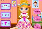 Clothing Design Games For Teenagers Baby Barbie Princess Dress