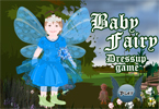 Baby Fairy Dress Up Game