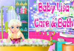 Baby Lisa Care and Bath