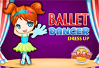 Ballet Dancer Dressup