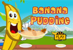 Bananen-Pudding