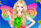 sekret bajki barbie dress up