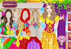 Barbie Animal Prints Dress Up