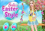 Barbie easter en estilo