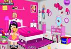 Barbie Fan Room Cleaning