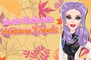Barbie Fashionistek Jesienne trendy