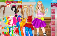 barbie gadget prinses