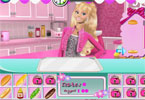 Barbie Hamburger Shop