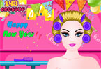 Barbie New Year Surprise Makeover