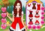 Barbie Red Riding Hood Makeover