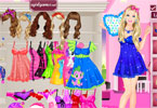 Barbie Sleepwear Princess Dress Up