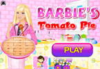 Barbie Tomato Pie
